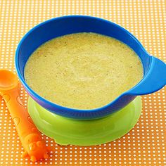 Make Your Own Baby Food: Mama's Chicken and Apple Soup