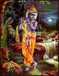 Image result for krishna as guru