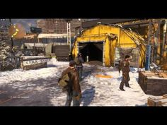 Tom Clancy's The Division Beta(One of the first who wish piay)