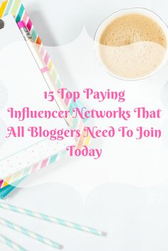 15 Top Paying Influencer networks