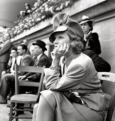 Roger Schall photograph of Marlene Dietrich