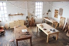 the dream work space | brooklyn to west: photographs