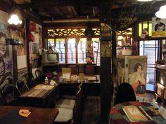 (42)昭和レトロカフェ はいから倶楽部 | 福岡市早良区高取の高取商店街公式サイトです。