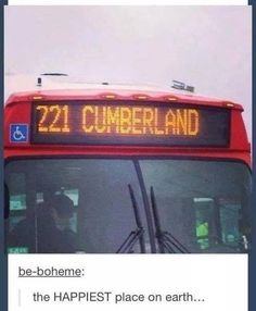 There's a place that's called Cumberland County.