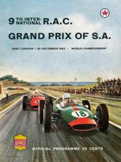 1962 GP de Sudafrica en East London