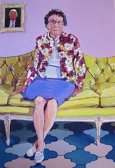 Shirley Spilke by Elizabeth Chapin. My favorite.