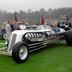 While you may know Jay Leno for hosting The Tonight Show or his standup, his status among the car community is that of a legend. He currently owns 84 cars (and 73 motorcycles). Let's take a look at some of his more interesting vehicles.