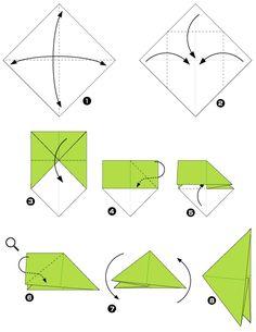 Origami de Hedgehog 1