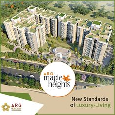 Experience the true feeling of #Leisure and #Luxury at ARG Maple Heights For more details, visit http://www.arggroupjaipur.com/maple-heights.html or contact us on +91-8824234234 Email: info@arggroupjaipur.com