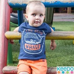 Blue Whale T (baby boys)