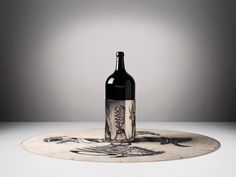 A charity auction of Ornellaia 2015 wines in limited edition bottles with labels designed by William Kentridge has raised money for the V&A museum in London Wine News, V & A Museum, The V&a, Caravaggio, Label Design, How To Raise Money, Decanter, Wines, Charity