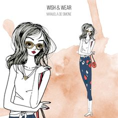 Wish & Wear #11: discover how to get the look at http://www.desicloe.com/wish-wear-11/
