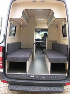 The Joy Of Having A Camping Camper RV On A Camping Trip - family camping site Camper Caravan, Camper Trailers, Camper Hacks, Mercedes Sprinter Camper, Sprinter Van, Kombi Motorhome, Converted Vans, Luxury Van, Transit Camper