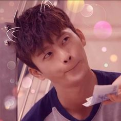 Puppy Seo In Guk in Shopping King Louis. I absolutely loved how in certain scenes they would add little details like ears and tails or like puffs of smoke or something to the characters. It made is just that much cuter of a feel.