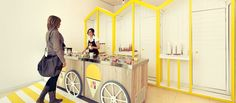 Dri Dri Gelateria - Helados de diseño, tres locales de lo más cool.