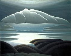 Clouds, Lake Superior by Lawren Harris. Group of Seven