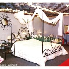 Wrought Iron Beds, Outdoor Furniture, Outdoor Decor, Php, Design, Home Decor, Style, Portion Plate, Italy