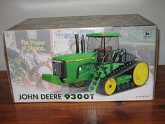 John Deere 1/16 9300T Farm Progress Show NIB Ertl CE Collector Tractor Ertl SE #Ertl #JohnDeere