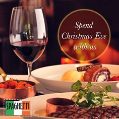Come celebrate #Christmas at #Spaghettikitchen and have a great time with your loved ones #ForumMall