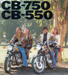 1976_HONDA_CB750Four K5+CB550 brochure.USA_01