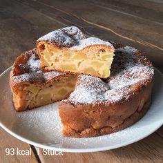 3,490 vind-ik-leuks, 145 reacties - Abgenommen: -36,3kg  (@inlukaali) op Instagram: 'Es gibt mal wieder einen kleinen Kuchen  Einen leckeren Rührkuchen mit viel viel Apfel  sooo…'