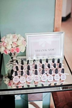 TIFFANY & CO Baby Shower Party Ideas | Photo 3 of 49 | Catch My Party