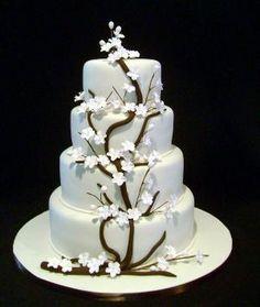 Wedding Tree Cake :)