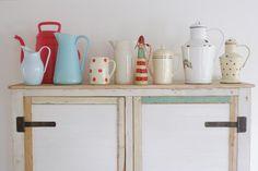 Ingrid Jansen vase collection