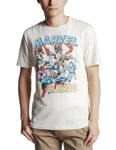 """JUNK FOOD×BEAMS /    """"MARVEL SUPER HEROES"""""""