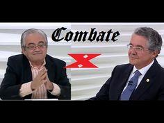 "Jornalista ""Cabra Macho"" !!! José Neumanne Pinto x Marco Aurélio Mello"