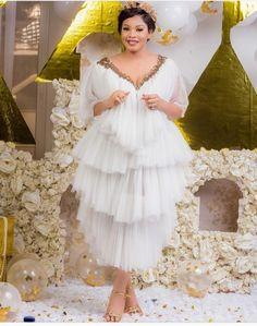Plus Size Fashion, High Fashion, African Fashion Dresses, Weeding, New Trends, I Dress, Ankara, Wedding Designs, Dip