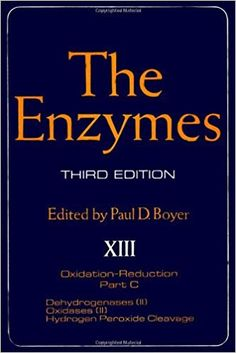 The Enzymes Vol.13 Oxidation-Reduction Part C - Dehydrogenases (II), Oxidases (II) | Sách Việt Nam