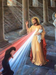 You are the God of mercy, and You will not refuse a contrite heart. Cast upon me a look of mercy, I beg of You, and Your kind Heart will find in my miseries and weakness a reason for granting my prayer.