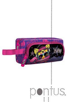 Estojo Furby c/bolso frontal ref.171215 | JB
