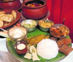 More Bengali food