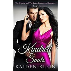 #BookReview of #KindredSouls from #ReadersFavorite - https://readersfavorite.com/book-review/kindred-souls  Reviewed by Dinah Roseberry for Readers' Favorite  Kindred Souls: The Psychic and the Priest Paranormal Romance Series, Book I, by Kaiden Klein, is a fabulously well-written story that centers on the relationship developing between two unlikely paired individuals: Annie, who has a very unique power involving psychic phenomena, and the spirited and sexy Asha, who has a few tricks up his