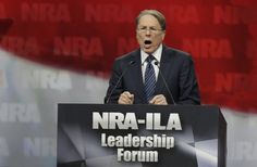 NRA's 2014 Convention Theme: FEAR  - -  how afraid of your neighbors and our government and zombies are you??