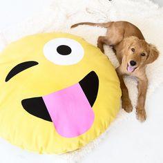 how to make a dog emoji on wag