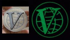 Venture Brothers Glow in the Dark sew on patch by AtomicWear, $15.00