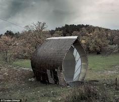 the eco-house that lets you live like a snail