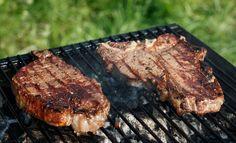 La Ruxandrel: T-bone ca la Tom si Jerry Bones, Steak, Food, Essen, Steaks, Meals, Yemek, Eten, Dice