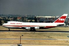 Trans World Airlines Boeing 747