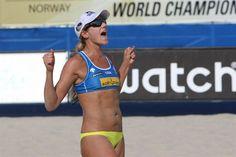 Jen Kessy - Beach Volleyball