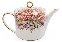 Sea Treasures Tea Pot...Love!