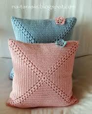 Resultado de imagen de pillow crochet pinterest