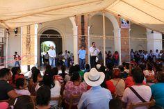 Brindan asesoría a tehuanos, para acceder a créditos del Programa de Reconstrucción y Rehabilitación de Viviendas