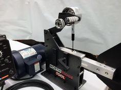 2 x 72 belt grinder, knife making, knife grinder, sander