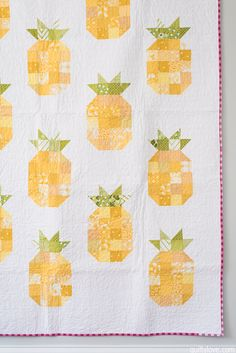 The Pineapple Quilt