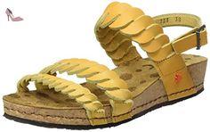 ART  0733 Mojave Pompei, Escarpins Femme, Jaune (Sun), 38 EU - Chaussures art (*Partner-Link)