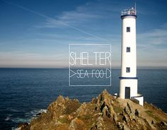 "Check out new work on my @Behance portfolio: ""SHELTER seafood"" http://be.net/gallery/57503395/SHELTER-seafood"